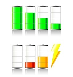 Battery charging vector