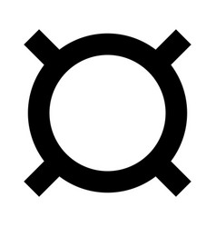 Computer symbol any currency the black color icon vector