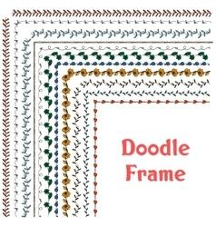 line border vector image vector image