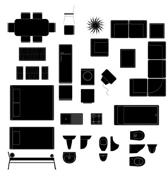 Houseware vector