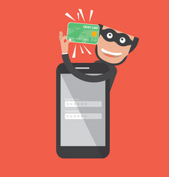 Hacker breaks into smartphone data theft vector