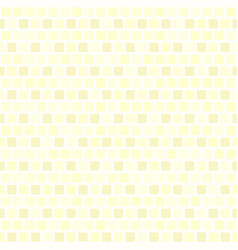 Yellow square pattern seamless vector