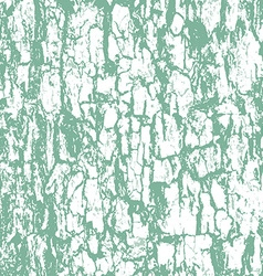 Rough texture of bark vector image vector image