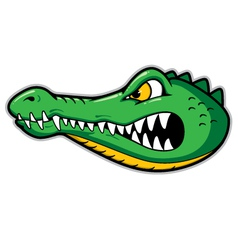 Gators mascot vector