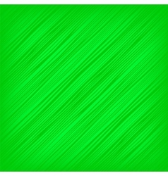 Green diagonal lines background vector