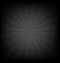 Black burst grunge background vector