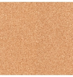 Seamless cork board texture vector