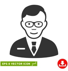 Specialist eps icon vector