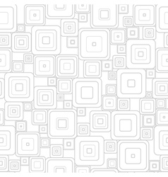Square seamless vector image vector image