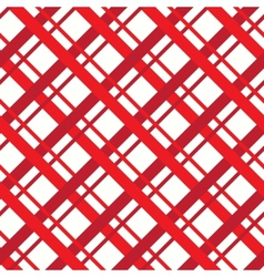 Red square seamless pattern vector
