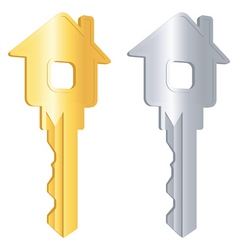 keys for home vector image
