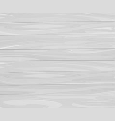 White wood plank background vector