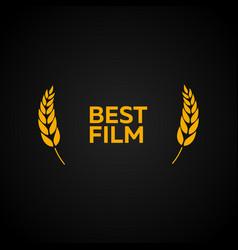 Best film laurel film awards winners film vector