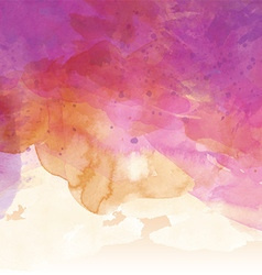 watercolour background 0701 vector image vector image