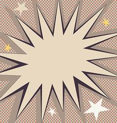 Comic effect05 vector image