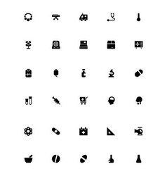 Mini icons 11 vector