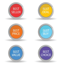 Best price color vector