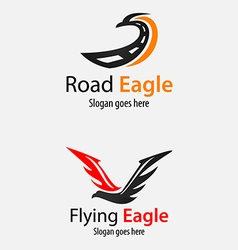 Eagle Logos vector image