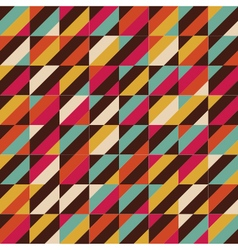 307retro color stripe seamless patternvs vector