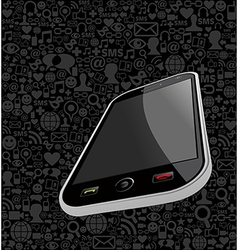 Iphone background vector
