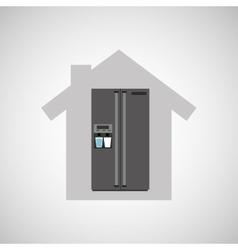Home appliances design vector