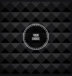 Background-black-choose vector