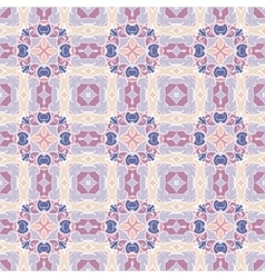 Blue and lilac pattern vector