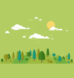 Forest8 vector