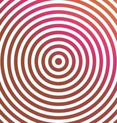 Red metallic background design vector