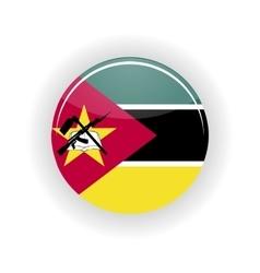 Mozambique icon circle vector