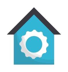 house or home icon image vector image