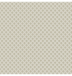 Traditional japanese wave pattern background vector