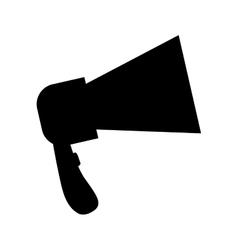 Bullhorn advertising symbol vector image vector image