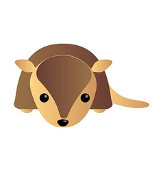 Isolated cute animal vector