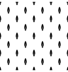 White lamp pattern simple style vector image vector image