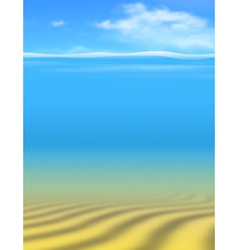 Undersea vector