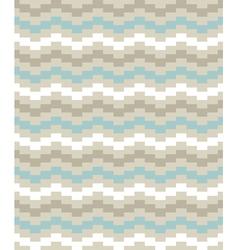 Beautiful striped chevron pattern vector