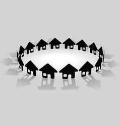 Community symbols vector