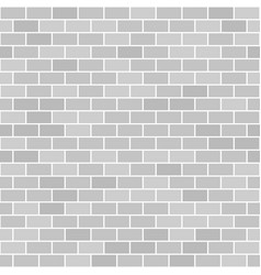 Brick pattern seamless brick wall background vector