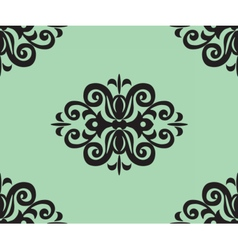 Classic ornament pattern vector