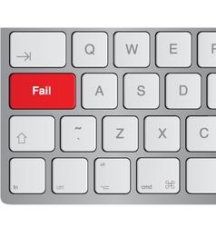 Media icon keyboard vector