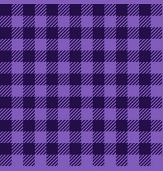 violet lumberjack seamless pattern vector image