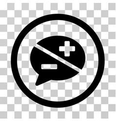 Arguments icon vector