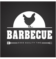 bbq barbecue good quality time image vector image