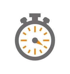 Classic timer stopwatch vector
