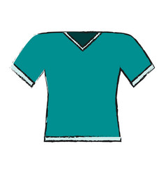 t shirt icon image vector image vector image