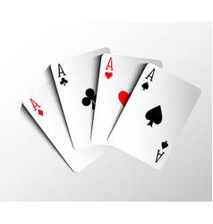 Set of aces vector