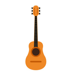 guitar icon image vector image