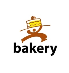 Logo for bakery vector