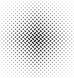 Abstract monochrome diagonal ellipse pattern vector